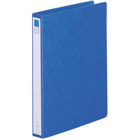 リヒトラブ リングファイル A4タテ 背幅35mm 藍 F803UN-5 1箱(10冊入)