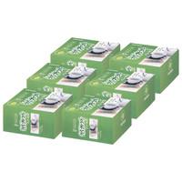 ハラダ製茶 徳用抹茶入玄米茶 ティーバッグ 1ケース(300バッグ:50バッグ入×6箱)