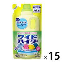 ワイドハイター 詰替用720ml 1箱(15個入)