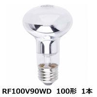 パナソニック 屋内用レフ電球 100W形 RF100V90WD 1箱(20個入)