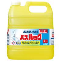 おふろ洗剤 バスルック 業務用4L 1箱(3個入)