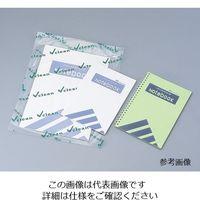 アズワン クリーンルームノートブック A4螺旋とじ 1セット(5冊) 1-9933-02 (直送品)