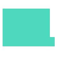 日本ホップス 仕切りガイド ラテラル A4 グリーン DG-A4L04 1袋(10枚入) (直送品)