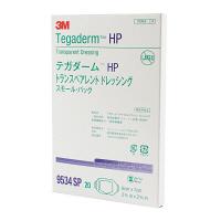 スリーエム ジャパン テガダームTMHP トランスペアレント ドレッシング スモール・パック 60×70mm 9534SP 1箱(20枚入)