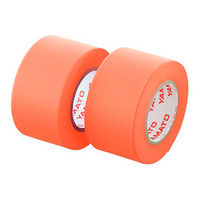 ヤマト メモックロールテープ詰替用 幅25mm×10m巻 オレンジ WR-25H-OR 6巻(2巻入×3パック)