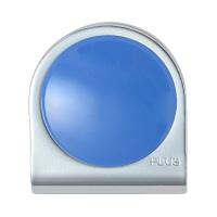 プラス カラーマグネットクリップ(小)ブルー 80566 1箱(10個入)