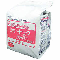 白十字 ショードック(R)スーパー 250枚入【詰替用】 シート寸法 縦150×横300mm