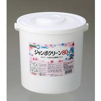 三興化学工業 ジャンボクリーン80容器付 本体 940500 1個(300枚入)