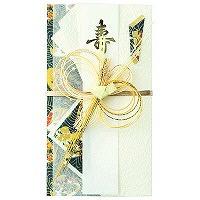 今村紙工 祝儀袋 優美 グリーン NO.380-2 (取寄品)