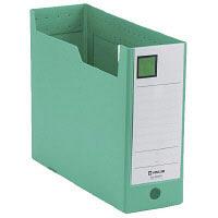 キングジム GボックスPP/緑 収納幅100mm 4633N 1箱(10冊入) (直送品)