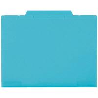 セキセイ インデックスフォルダー 12インデックス ブルー ACT-912-10 (取寄品)