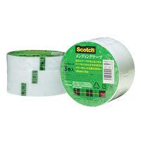 スリーエム スコッチメンディングテープ大巻18×15m MK-1815-3P 1パック(3巻入) (直送品)