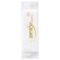 紙おしぼり メルシークリーン 平判 1箱(1200枚:100枚入×12袋)