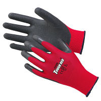 アトム ゴム手袋 タフレッド 1470-S 1セット(10双:1双入×10袋)