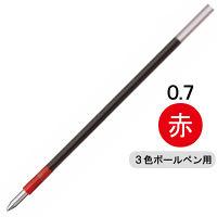トンボ鉛筆 多色ボールペン リポータースマート用替芯 赤インク BR-CL25 1箱(5本入)