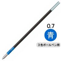 トンボ鉛筆 多色ボールペン リポータースマート用替芯 青インク BR-CL15 1箱(5本入)