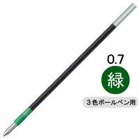 トンボ鉛筆 多色ボールペン リポータースマート用替芯 緑インク BR-CL07 1箱(5本入)