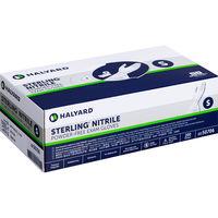 ハリヤード・ヘルスケア・インク スターリングニトリル検査検診用グローブ S 50706 1箱(200枚入) (使い捨て手袋)