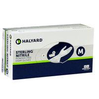 ハリヤード・ヘルスケア・インク スターリングニトリル検査検診用グローブ M 50707 1箱(200枚入) (使い捨て手袋)