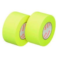 ヤマト メモックロールテープ詰替用 幅25mm×13m巻 レモン 6巻(2巻入×3パック)