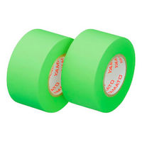 ヤマト メモックロールテープ詰替用 幅25mm×13m巻 ライム 6巻(2巻入×3パック)