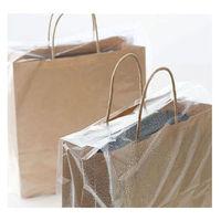 スーパーバッグ 雨の日手提袋カバー(小) 1セット(150枚)