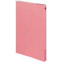 ケースファイル高級色板紙 A4桃 3冊
