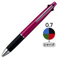 三菱鉛筆(uni) ジェットストリーム4&1 ピンク MSXE510007.13 1セット(3本)