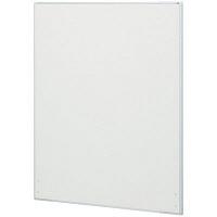 トーカイスクリーン E-placeパネル クロスタイプ 幅1000mm高さ1105mm用 オフホワイト 1枚 (取寄品)