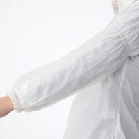 川西工業 ビニール腕カバー クリア フリー #280 1袋(12双入)
