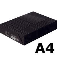 フルカラー印刷対応 マルチペーパー フルカラーペーパー 105g A4 1冊(500枚入) 国内生産品 FSC認証 アスクル