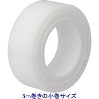 寺岡製作所 Taple(テープル)小巻 透明 幅15mm×5m巻 4145