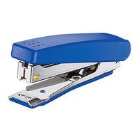 コクヨ(KOKUYO) ステープラー 使用針10号 100PCS とじ枚数2〜20枚 青 SL-M11NB 1セット(2個)(直送品)