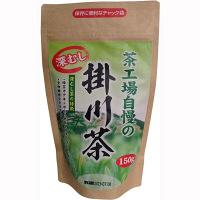 茶工場自慢の掛川茶 150g