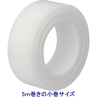 テープル 透明 幅15mm×5m 10巻