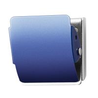 プラス マグネットクリップ ホールド. ブルー M 80411 1箱(10個入)