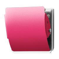 プラス マグネットクリップ ホールド. ピンク L 80402 1箱(10個入)