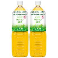 2つの働き カテキン緑茶 1.5L 2本
