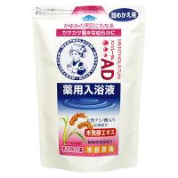 メンソレータムAD薬用入浴液フローラル替
