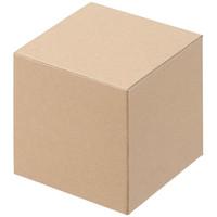 クラフトボックス G-1 外寸:103×103×104 1セット(100枚)