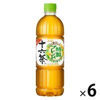 アサヒ飲料 十六茶 600ml 6本
