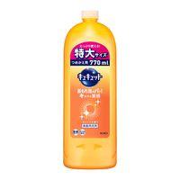 キュキュットオレンジ詰替770ml