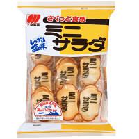 三幸製菓 ミニサラダしお味 28枚
