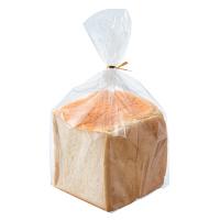 中川製袋化工 IPP袋 食パン1斤長 0.03×(125+120)×370 S022851 1袋(100枚入)
