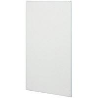 トーカイスクリーン E-placeパネル クロスタイプ 幅1200mm高さ1615mm用 オフホワイト 1枚 (取寄品)