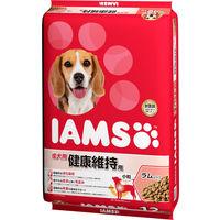 IAMS(アイムス) ドッグフード 成犬用ラム&ライス 12kg 1個 マースジャパン