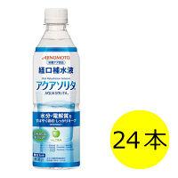味の素 アクアソリタ500 1箱(24本入)