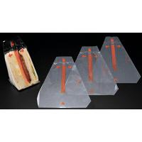 エフピコチューパ オレンジサンド No75 BWなし パック ORS75 1袋(200枚入)