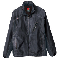 アイトス フードインジャケット(男女兼用) チャコール AZ10301-114-M (直送品)