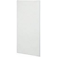 トーカイスクリーン E-placeパネル クロスタイプ 幅1200mm高さ1870mm用 オフホワイト 1枚 (取寄品)